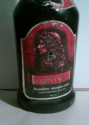 Вишневое ликерное вино 1990гг