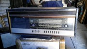 Ламповые радиоприемники: веф, волга, урал,