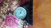 Часы Маяк 1960 годы,  винтаж,  хорошее состояние.