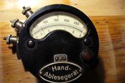 Продам антикварный раритетный немецкий (Германия) прибор.нач. 20 века
